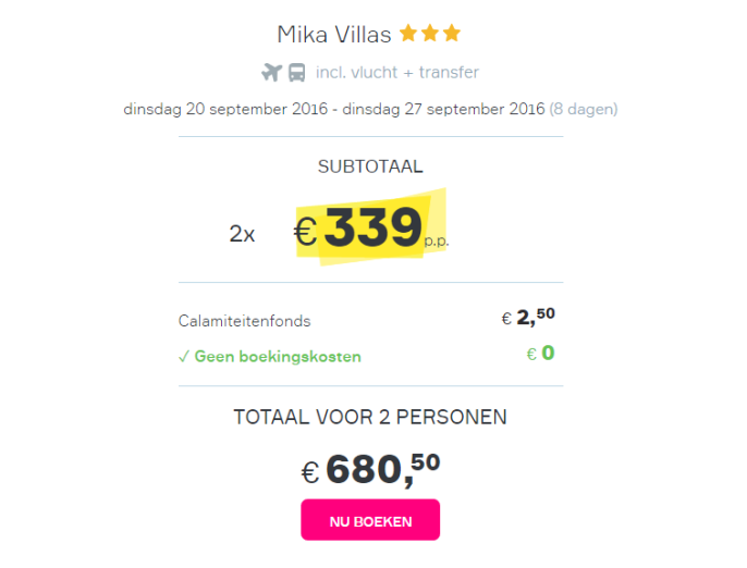 Mika Villas Kreta