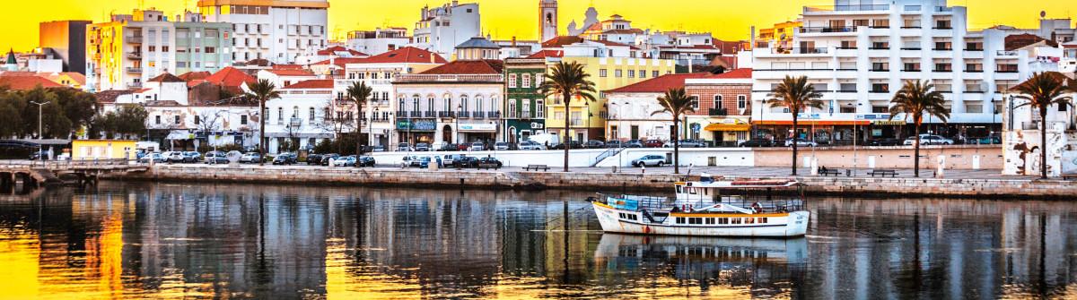 Portimao Sunset Algarve iStock_000062637866_Large-2