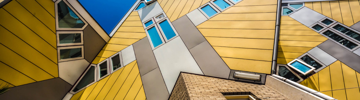 Rotterdam Cube Houses iStock_000054120758_Large-2